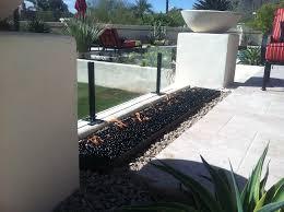 Custom Gas Fire Pits - propane gas fire pits az backyard custom
