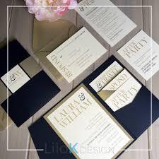 Pocket Invitations Pocket Invitations Lilo K Design U2014 Lilo K Design