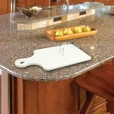 maxiaids handy helper cutting board white