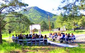 Colorado Wedding Venues Rustic Farm Wedding Venue Snow Creek Larkspur