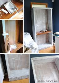 Painting Pressboard Kitchen Cabinets How To Paint Laminate Furniture Jenna Burger
