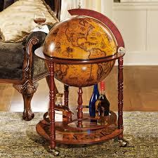 Globe Drinks Cabinet 16th Century Italian Old World Globe Bar Dudeiwantthat Com