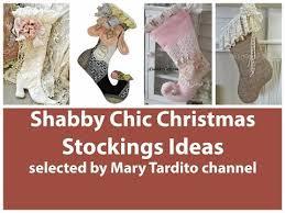 shabby chic christmas crafts