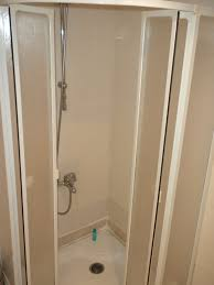 glass enclosed shower design interior exterior doors photo idolza the shower report no real storage areas in surprisingly doors sealed well and kept all water