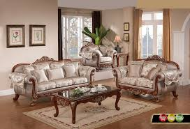 traditional style formal living room furniture brown sofa set best