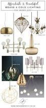 best 25 brass ceiling light ideas on pinterest flush mount