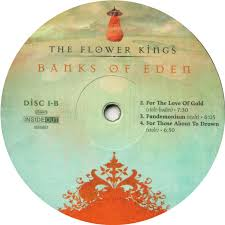 4 The Love Of Go L D by Vinyl Album The Flower Kings Banks Of Eden Inside Out Germany
