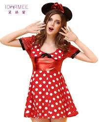 Minnie Mouse Halloween Costumes Adults Buy Wholesale Minnie Mouse Halloween China Minnie