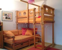 Handmade From This Plan Ueue Camp Loft Bed With Stair - Loft bunk bed plans