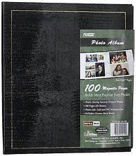 pioneer jmv 207 magnetic photo album pioneer plastic photo albums boxes ebay