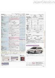 nissan primera 1998 autech wagon aero p11 japanclassic