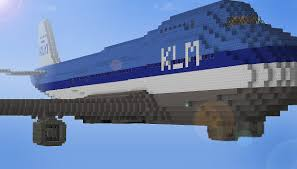 Boeing 747 Floor Plan by Boeing 747 Klm Minecraft Project