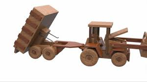 Homemade Wooden Toy Trucks by Wood Toy Plans Table Saw John Deere Farm Tractor And Grain