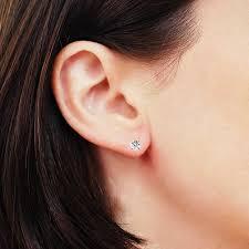 stud ear 0 22 ct 14k white gold diamond stud earrings dia stud 0 22 deal 2