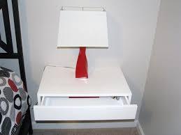 Platform Bed With Floating Nightstands Floating Nightstand Platform Bed U2014 New Decoration Floating