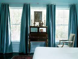 Teal Blue Curtains Bedrooms | i am thinking blue curtains that match the blue walls see if you