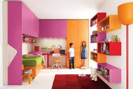white children wardrobe design with blue curtain for modern ideas