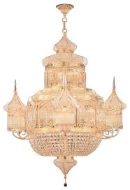 Morrocan Chandelier Moroccan Mosque Crystal Chandelier Traditional Chandeliers