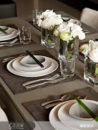 Dining Room Table Setting Ideas by 27 Modern Dining Table Setting Ideas Modern Dining Room Tables