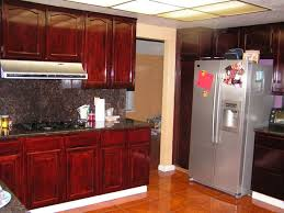 dark stain kitchen cabinets staining kitchen cabinets darker home design