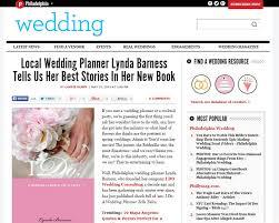 Local Wedding Planners Phillymag U2013 Local Wedding Planner Lynda Barness Tells Us Her Best