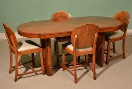 Art Deco Dining Room Set by Antique Dining Room Furniture 1920 Living In Context