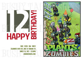 94 best plant vs zombies party ideas images on pinterest zombie