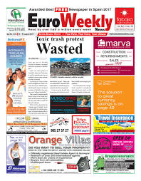 euro weekly news costa blanca north 3 u2013 9 august 2017 issue 1674