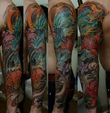 Full Sleeve Tattoos Ideas Men 95 Awesome Examples Of Full Sleeve Tattoo Ideas Full Sleeve