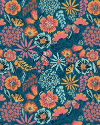 Floral Art Designs 63 Best Floral Images On Pinterest Floral Patterns Prints And
