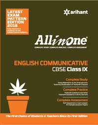 all in one english communicative cbse class 9th 2017 18 buy