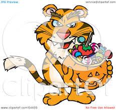 tiger halloween clipart u2013 halloween wizard
