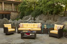 Patio Furniture Color Ideas Holiday Decorating Ideas For Outdoor Wicker Furniture Night Helper