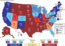 map us colleges larry j sabato s the electoral college map no 2