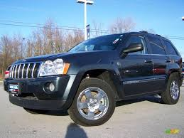 jeep grey blue 2006 steel blue metallic jeep grand cherokee limited 4x4 2974329