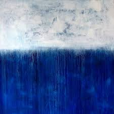 blue and white painting saatchi art white blue xl 20150331 painting by blue moon heike
