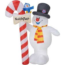 legend frosty snowman carroll bryant mandy moore teen idol