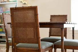 Dining Chair Back Cushions How To Fix A Sagging Dining Chair Seat The Gathered Home