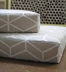 bench custom indoor cushions for new residence benches prepare