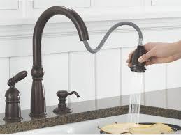 sink u0026 faucet touch kitchen faucet for brilliant kohler touch