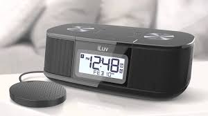 elegant iluv dual alarm clock 63 for your home design interior