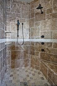 noce travertine tiles rustic bathroom ta by mart