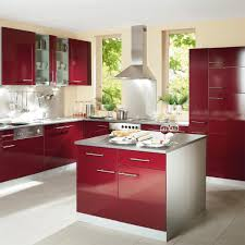 kitchen red cabinets tag for best kitchen cabinets colour india kitchen cabinets