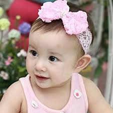 baby girl headbands and bows nicerocker baby kids headband bow lace
