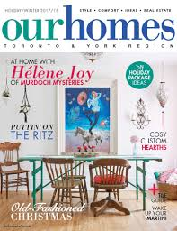 home decor magazines toronto edwardian home opens the door to christmas past our homes magazine