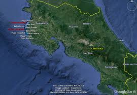 Marbella Spain Map by Costa Rica Maps Remax Ocean Surf U0026 Sun