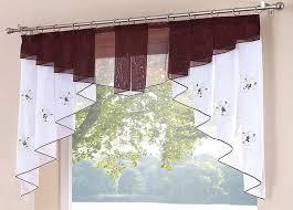 k che gardinen wohndesign dekorativ gardine kuche modern plant fantastisch