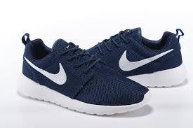 rosch run nike roshe run womens sneakers blue