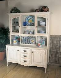 Country Hutch Furniture Painted Furniture Barn Country Hutch Antique Reproduction
