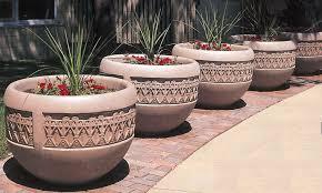 Concrete Planters Concrete Planters Planters Security Planters